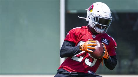 arizona cardinals chase edmonds excited    hes