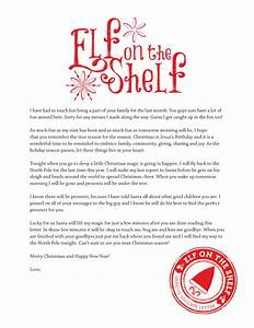search results for elf on the shelf goodbye letter With goodbye letter from elf on the shelf template