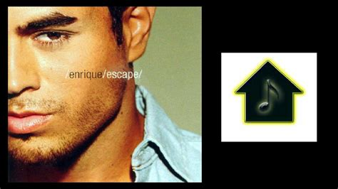 Enrique Iglesias - Escape (Thunderpuss Radio Edit) - YouTube
