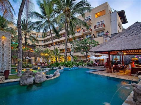 price  kuta paradiso hotel  bali reviews