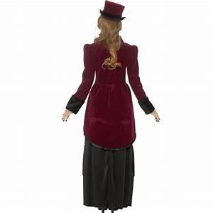 Kostüm Auf Rechnung : viktorianisches vampirin kost m f r damen ~ Themetempest.com Abrechnung