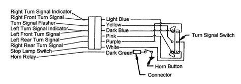 chevy turn signal switch