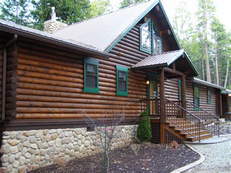 best exterior paint colors for a cabin studio design