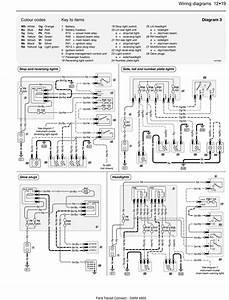 Haynes Service  U0026 Repair Manual Ford Transit Connect 2002