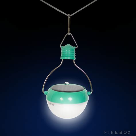nokero pivot solar light bulb buy at firebox