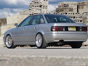 1995 Audi 90 Quattro - Silva Bullet