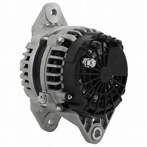 28 Si  12v  200a Alternator With Pulley