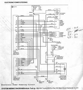 1987 Toyota Mr2 Fuse Box Diagram