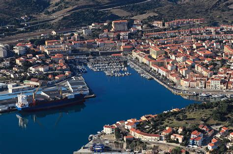 port port vendres toutes les informations sur le port
