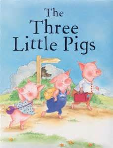 The Three Little Pigs (Parragon Fairy Tale Readers Enhanced Read-Along Edition)