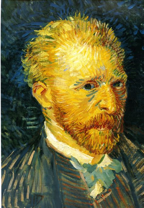 Vincent Van Gogh Self Portrait Welcome To Freestate