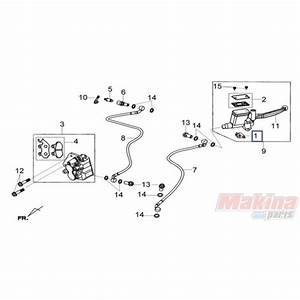 35340l6c000 Brake Light Switch Front Sym Gts