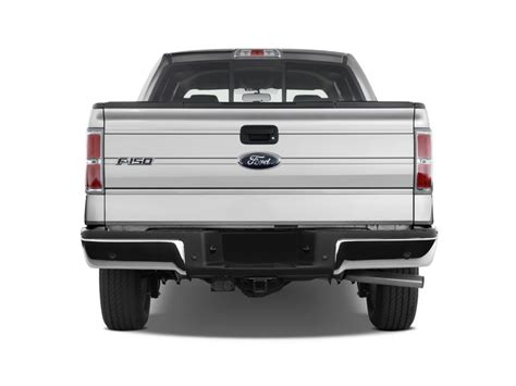 """Image: 2011 Ford F 150 2WD SuperCrew 145"""" XLT Rear"""