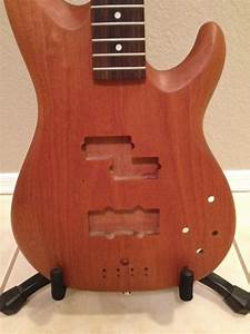 Fender Precision Bass Lyte Deluxe Body And Neck