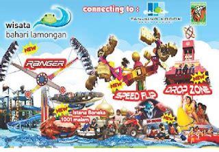 wahana wisata bahari lamongan  seru