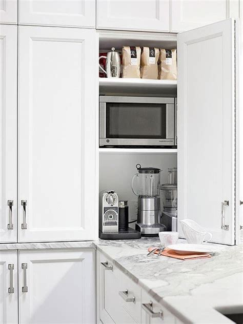 Cupboard Microwave by Butlers Pantry Butler Pantry Ideas Undercover Architect