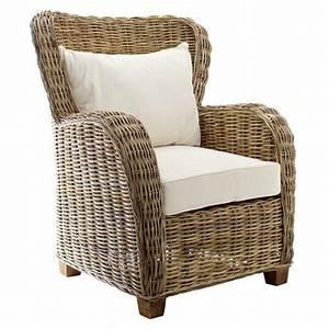 Fauteuil Crapaud Maison Du Monde : fauteuil rotin un meuble d excellence pour son jardin ~ Melissatoandfro.com Idées de Décoration