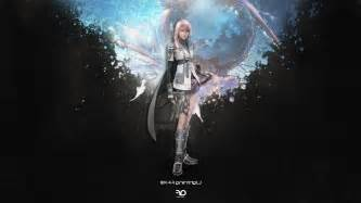 final fantasy xiii lightning claire farron wallpapers hd