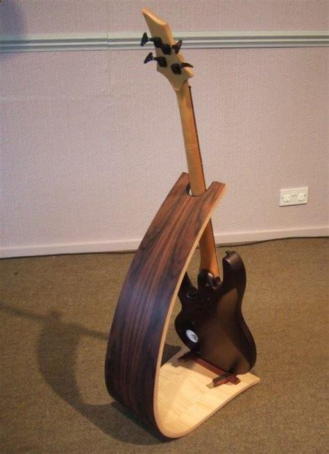guitar stand mais rooms  ana wood guitar stand