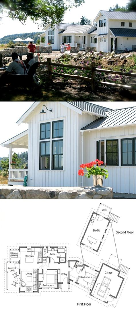 how to blueprints for a house ross chapin architects crab point cottage 1018 sq ft