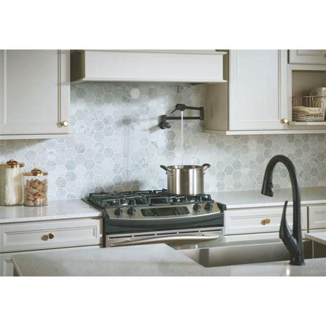 delta kitchen faucet reviews delta faucet 1165lf contemporary polished chrome pot
