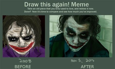 The Joker Meme - joker without makeup meme mugeek vidalondon