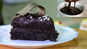 Chocolate Cake   How To Make a Cake from Scratch   Cake ...
