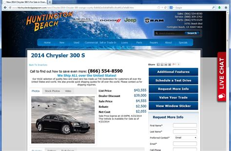 Chrysler Discount by Buy A New 2014 Chrysler 300s For Only 2 055 Youwheel