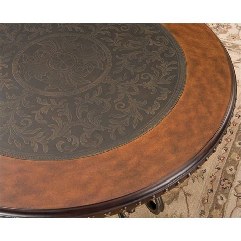 Steve Silver Company Rosemont 3 Piece Coffee Table Set In