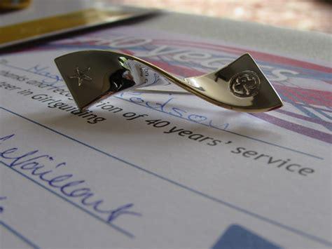 Long Service Awards - Girlguiding Stockport