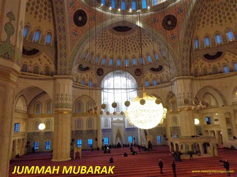 jummah mubarak cards  images beautiful messages