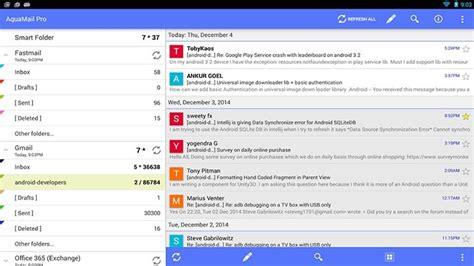 best android email app 14 best android email apps android authority