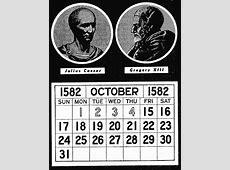 From Julian to Gregorian The Progress of Timekeeping
