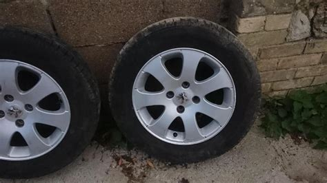 Inch Alloy Wheels With Mint Tyres In