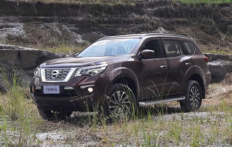 Nissan Terra Hd Picture by 2018 Nissan Terra Drive Review Bangkok Post Auto