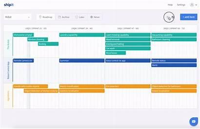 Shipit Gantt Released Chart Update Ve