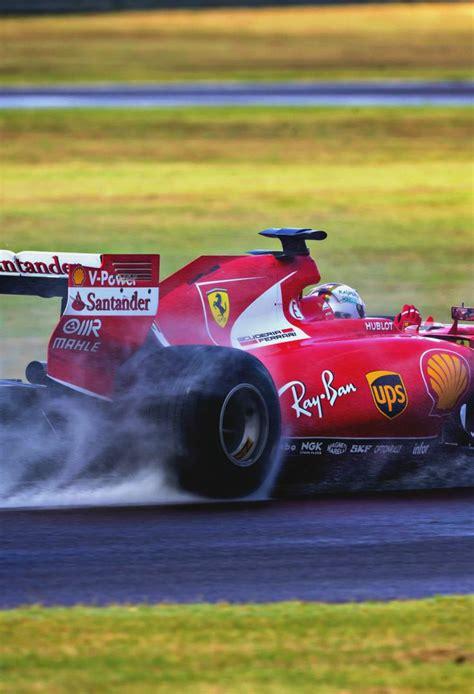 "Ferrari formula 1 team, driven by charles leclerc and carlos sainz. f1championship: "" Sebastian Vettel l Fiorano 2016 ""   Skf, Ferrari, F1 drivers"