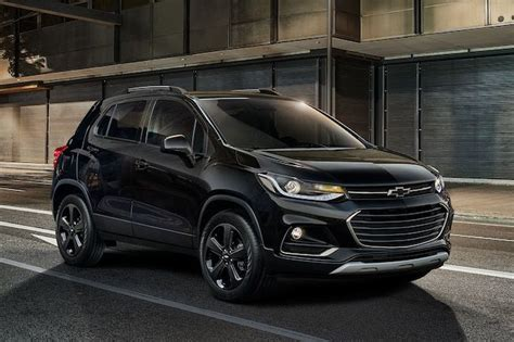 trax small suv special editions midnight