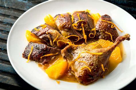 duck in cuisine duck l 39 orange recipe child 39 s duck a l 39 orange recipe