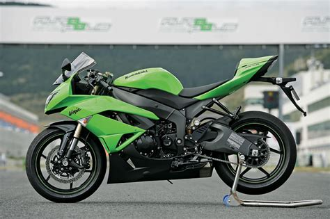 Kawasaki Ninja 600 2009