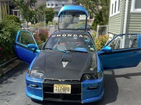 purchase   honda crx  coupe  door