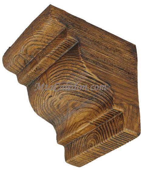 STC 15 ? Faux Wood Corbel   MTA Caledon