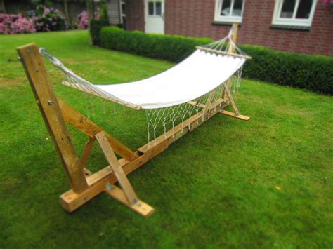 Hammock Stand by Pallet Hammock Stand 4 Steps With Pictures