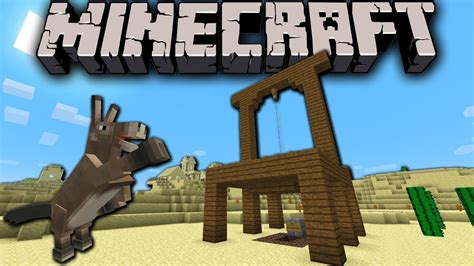 Minecraft 1.6: The Execution (Spaghetti Western) - YouTube