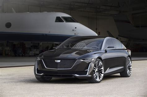 Cadillac Car : Cadillac Escala Concept Photos, Specs, Reveal