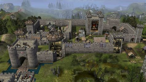 forest siege stronghold 2 steam edition firefly studios