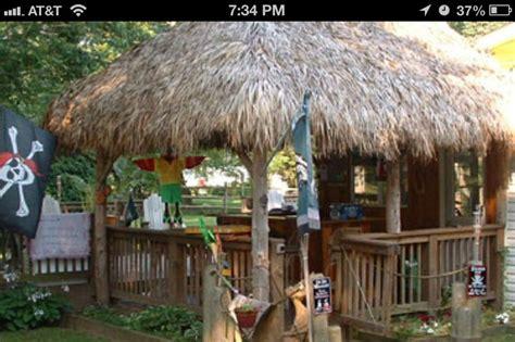 backyard tiki huts tiki hut idea our backyard pool pinterest