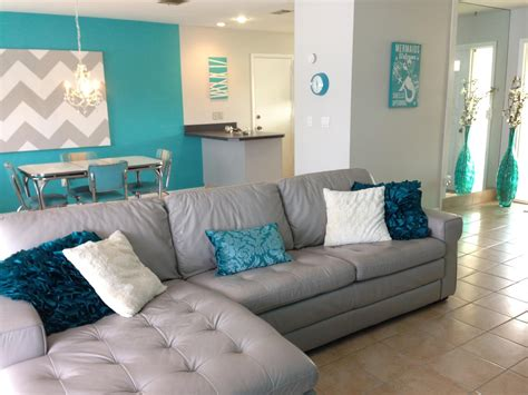 teal livingroom gray and teal living room home maximize ideas