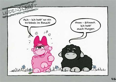 Olaf Das Grummelschaf Und Poppy Postkarte Mit Lustigen Sprüchen