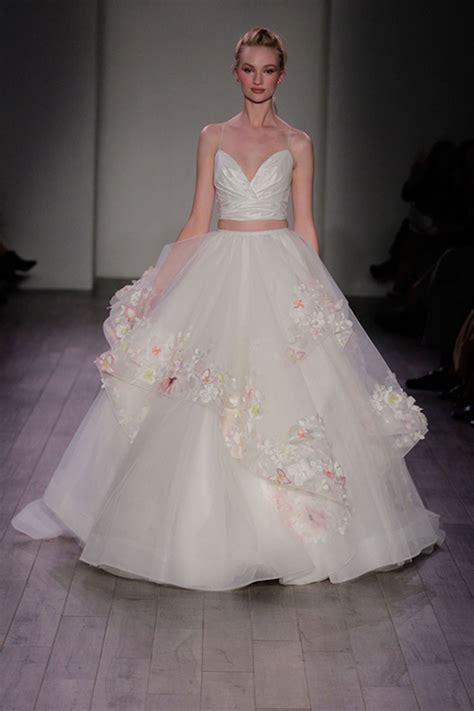 Fall 2016 Wedding Dresses Revealed New Bridal Trends